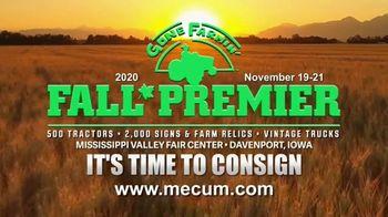Mecum Gone Farmin' 2020 Fall Premier TV Spot, 'Ron and Sherry Lamb Collection' - Thumbnail 8