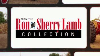 Mecum Gone Farmin' 2020 Fall Premier TV Spot, 'Ron and Sherry Lamb Collection' - Thumbnail 1