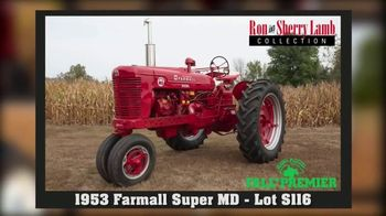 Mecum Gone Farmin' 2020 Fall Premier TV Spot, 'Ron and Sherry Lamb Collection' - Thumbnail 3