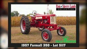 Mecum Gone Farmin' 2020 Fall Premier TV Spot, 'Ron and Sherry Lamb Collection' - Thumbnail 4