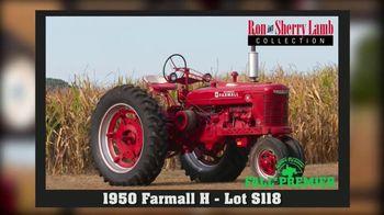 Mecum Gone Farmin' 2020 Fall Premier TV Spot, 'Ron and Sherry Lamb Collection' - Thumbnail 5