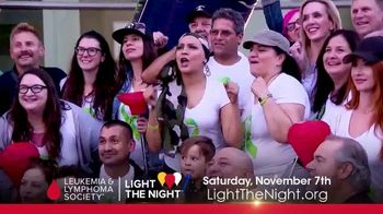 The Leukemia & Lymphoma Society TV Spot, '2020 Light the Night' - Thumbnail 4
