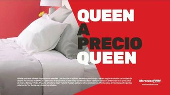 Mattress Firm Venta Anticipada de Black Friday TV Spot, 'Colchón Sealy' [Spanish] - Thumbnail 2