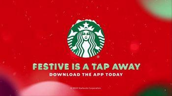 Starbucks Peppermint Mocha TV Spot, 'Carry the Merry' - Thumbnail 10