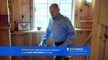 Providence Health & Services Medicare Advantage Plans TV Spot, 'David and Lou' - Thumbnail 1