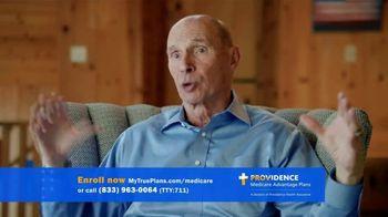 Providence Health & Services Medicare Advantage Plans TV Spot, 'David and Lou' - Thumbnail 3