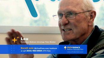 Providence Health & Services Medicare Advantage Plans TV Spot, 'David and Lou' - Thumbnail 4