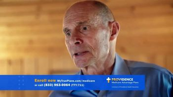 Providence Health & Services Medicare Advantage Plans TV Spot, 'David and Lou' - Thumbnail 5