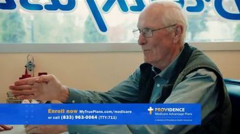 Providence Health & Services Medicare Advantage Plans TV Spot, 'David and Lou' - Thumbnail 6