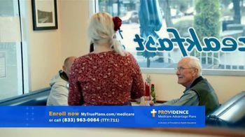Providence Health & Services Medicare Advantage Plans TV Spot, 'David and Lou' - Thumbnail 8