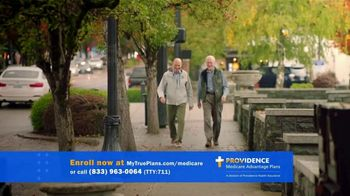 Providence Medicare Advantage Plans TV Spot, 'David'