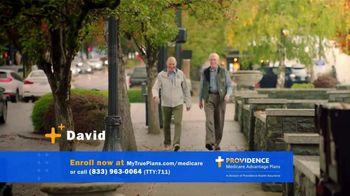 Providence Medicare Advantage Plans TV Spot, 'David' - Thumbnail 2