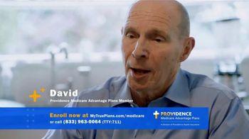 Providence Medicare Advantage Plans TV Spot, 'David' - Thumbnail 3