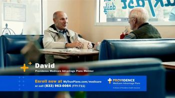 Providence Medicare Advantage Plans TV Spot, 'David' - Thumbnail 4