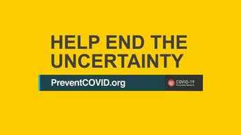 COVID-19 Prevention Network TV Spot, 'Your Hero Needs a Hero' - Thumbnail 9