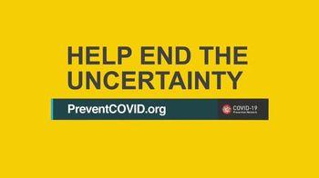 COVID-19 Prevention Network TV Spot, 'The Sooner You Volunteer' - Thumbnail 8