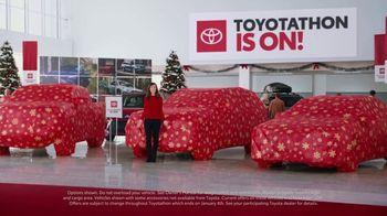 Toyota Toyotathon TV Spot, 'That's a Wrap' [T1] - Thumbnail 1