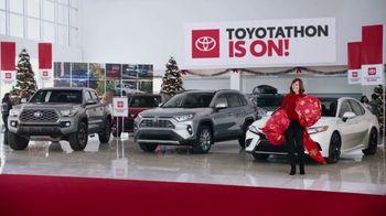 Toyota Toyotathon TV Spot, 'That's a Wrap' [T1] - Thumbnail 6