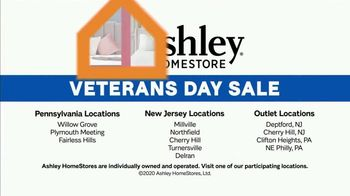 Ashley HomeStore Veterans Day Sale TV Spot, 'Up to 50%' - Thumbnail 9