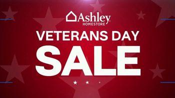 Ashley HomeStore Veterans Day Sale TV Spot, 'Up to 50%' - Thumbnail 2
