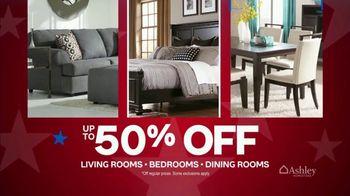 Ashley HomeStore Veterans Day Sale TV Spot, 'Up to 50%' - Thumbnail 4