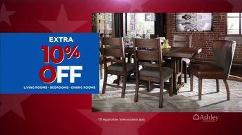 Ashley HomeStore Veterans Day Sale TV Spot, 'Up to 50%' - Thumbnail 5