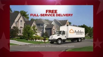 Ashley HomeStore Veterans Day Sale TV Spot, 'Up to 50%' - Thumbnail 6