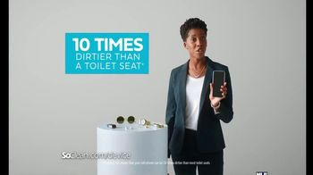 SoClean Device Disinfector TV Spot, 'Don't Expose Your Family'