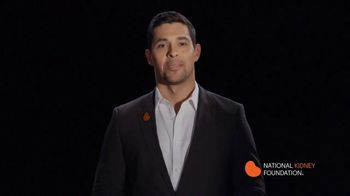 National Kidney Foundation TV Spot, 'Are You The 33%?' Featuring Wilmer Valderrama