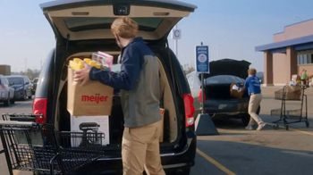Meijer TV Spot, 'One Trip Pickup' - Thumbnail 1