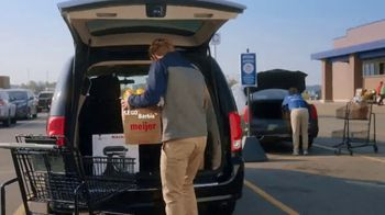 Meijer TV Spot, 'One Trip Pickup' - Thumbnail 2
