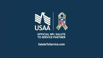 USAA TV Spot, 'Salute to Service: Virtual Team Events' Featuring Ryan Tannehill - Thumbnail 7