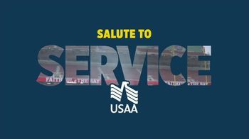 USAA TV Spot, 'Salute to Service: Virtual Team Events' Featuring Ryan Tannehill - Thumbnail 1