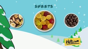 Nuts.com TV Spot, 'Nutty Holiday: Free Shipping' - Thumbnail 3