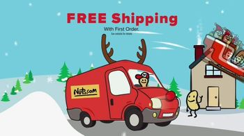Nuts.com TV Spot, 'Nutty Holiday: Free Shipping' - Thumbnail 6