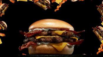 Hardee's Monster Angus Thickburger TV Spot, 'Magic Eye Do Anything' - Thumbnail 2