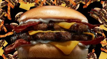 Hardee's Monster Angus Thickburger TV Spot, 'Magic Eye Do Anything'