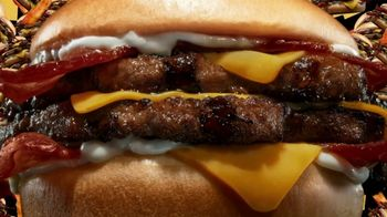 Hardee's Monster Angus Thickburger TV Spot, 'Magic Eye Do Anything' - Thumbnail 4