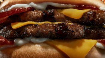 Hardee's Monster Angus Thickburger TV Spot, 'Magic Eye Do Anything' - Thumbnail 5