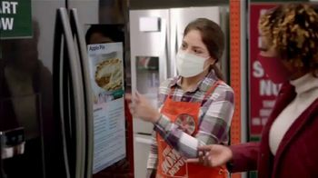The Home Depot Black Friday Prices TV Spot, 'Holiday Help: Samsung Kitchen Package for $2,348' - Thumbnail 1