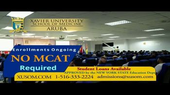 Xavier University School of Medicine TV Spot, 'Top Ten' - Thumbnail 7