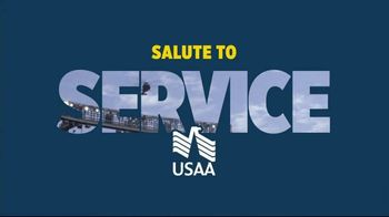 USAA TV Spot, 'Salute to Service: Flyover' - Thumbnail 1