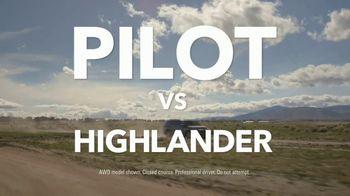 2021 Honda Pilot TV Spot, 'Which Is Better?: Pilot' [T2] - Thumbnail 1