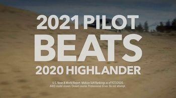 2021 Honda Pilot TV Spot, 'Which Is Better?: Pilot' [T2] - Thumbnail 3