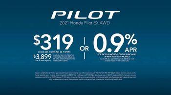 2021 Honda Pilot TV Spot, 'Which Is Better?: Pilot' [T2] - Thumbnail 6
