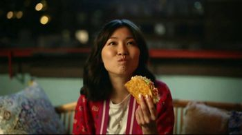 Taco Bell Toasted Cheddar Chalupa Box TV Spot, 'We All Thought It' - Thumbnail 2