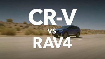 2020 Honda CR-V TV Spot, 'Which Is Better?: CR-V' [T2] - Thumbnail 1