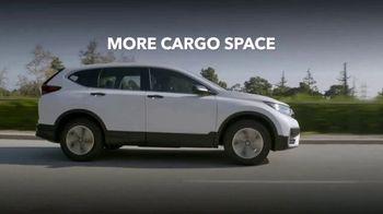 2020 Honda CR-V TV Spot, 'Which Is Better?: CR-V' [T2] - Thumbnail 3