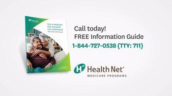 Health Net TV Spot, 'Medicare Enrollment' - Thumbnail 9