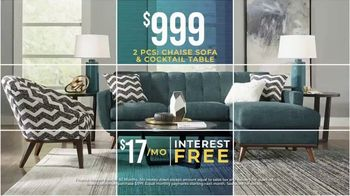 Rooms to Go Holiday Sale TV Spot, 'Incredible Selection' - Thumbnail 4